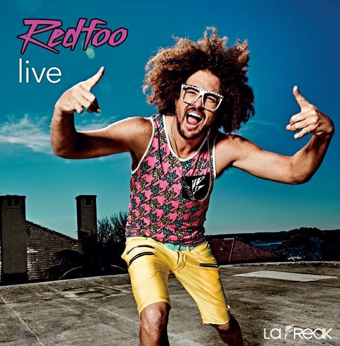 Talent representation for Redfoo