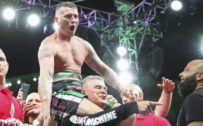 Danny Green wins on points against Anthony Mundine