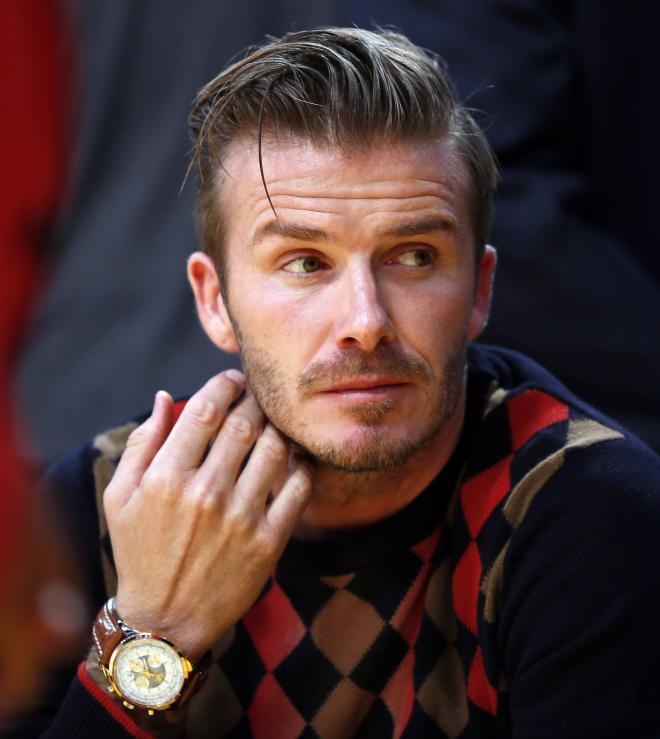 David Beckham Amw Talent Management
