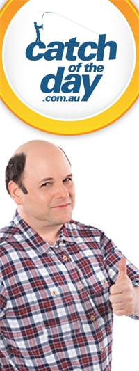 Jason Alexander for Catch Of The Day