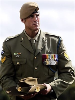 Ben Roberts-Smith AM Wicked