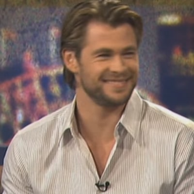 Chris Hemsworth interview - The 7pm Project - THOR