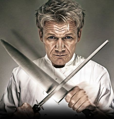 Gordon Ramsay AM Wicked