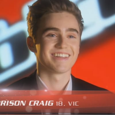 Harrison Craig Sings Broken Vow: The Voice Australia Season 2
